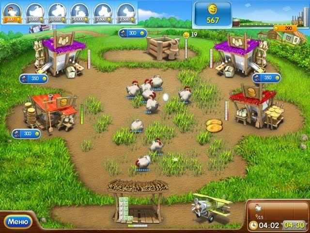 Веселая ферма 2 - Screenshot 4/7