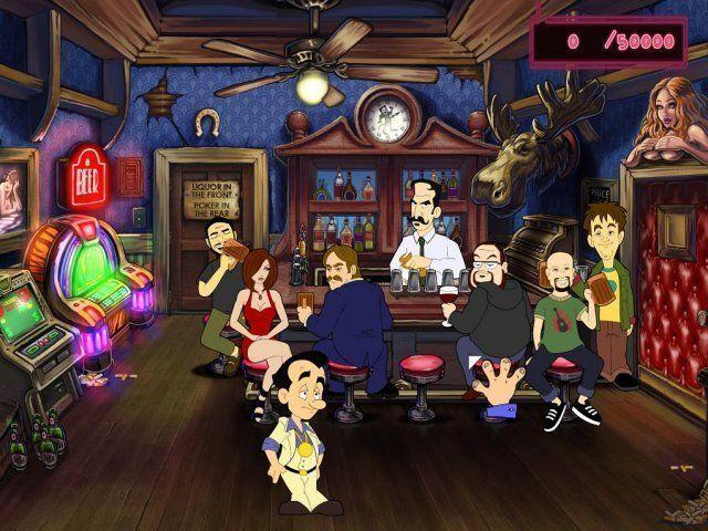 Leisure Suit Larry: Reloaded (18+)